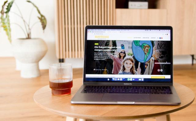 Online-Magazin erstellen Beispiel Content Marketing